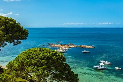 Charter isole Baleari