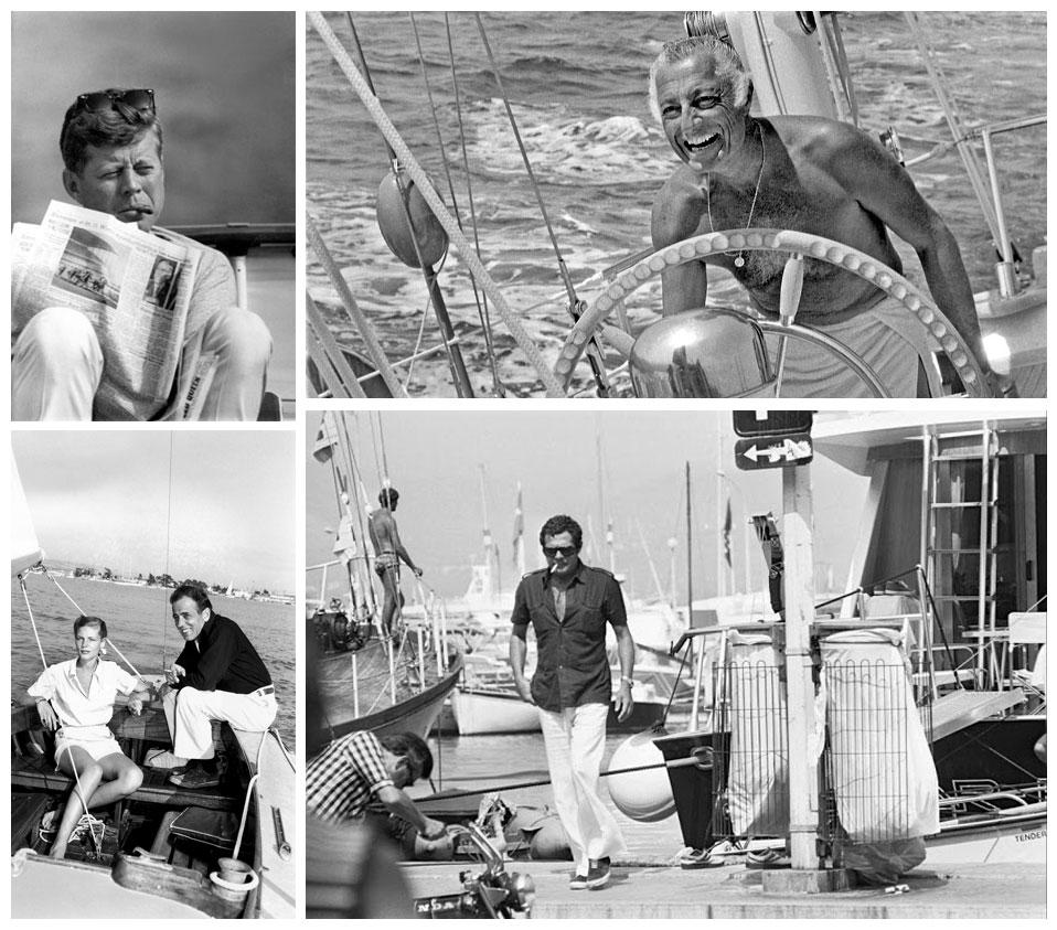Storia della nautica