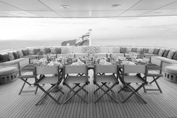 Super Yachts Sani boat