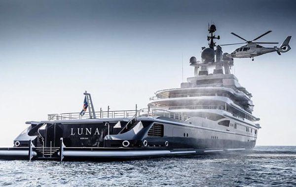 Elicottero per Yachts