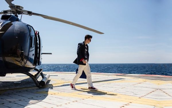 Helicopter Yachts