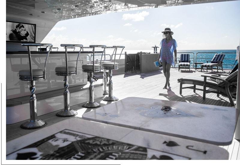 Marina Yachts Servizio di logistica marittima