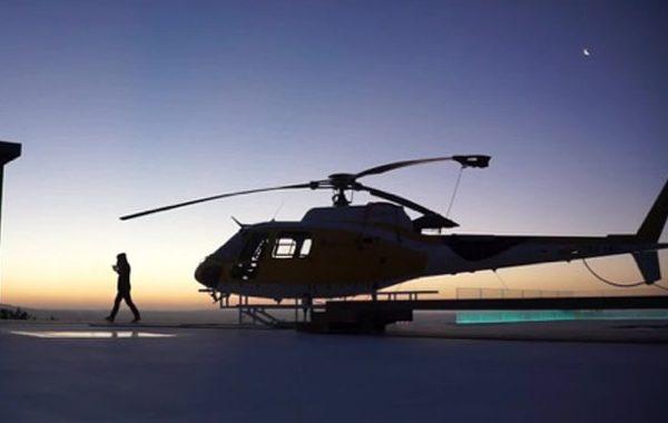 Servizio di elicottero