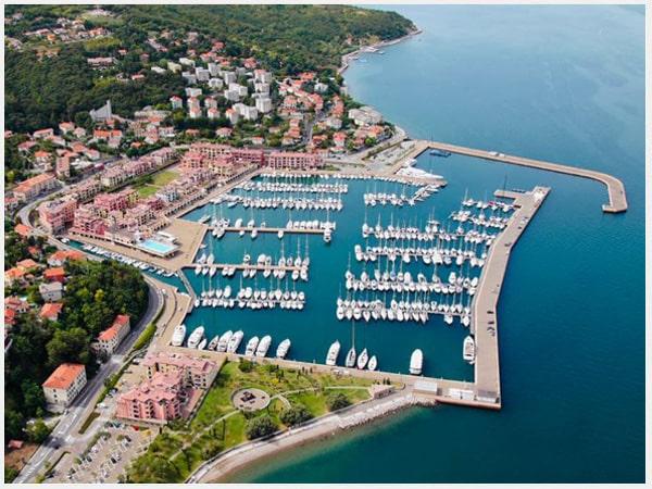 Marina Porto di San Rocco