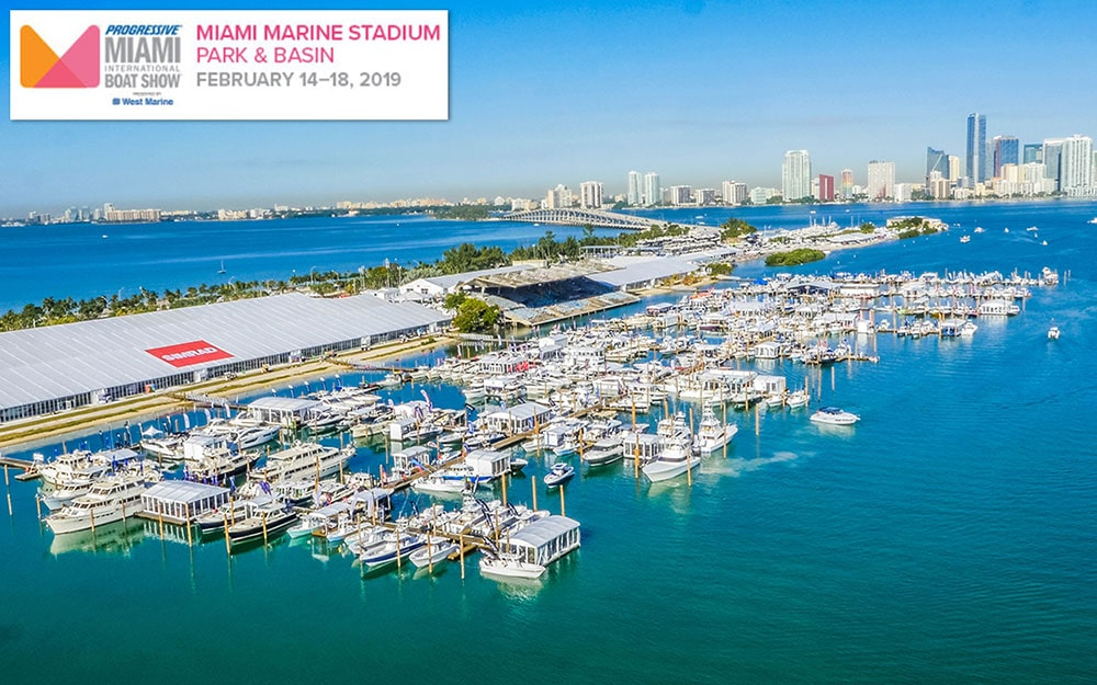 Miami International Boat Show 2019