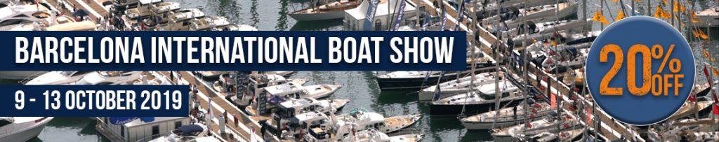 Internationale Bootsausstellung in Barcelona