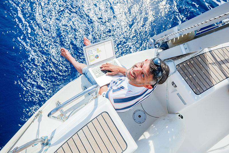 Vendere la barca